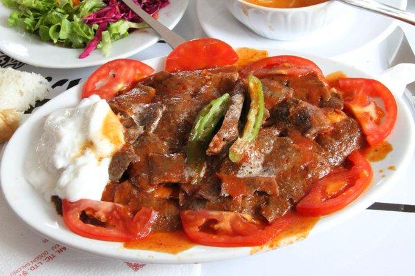 مطعم اسكندر كباب من افضل المطاعم في بورصة تركيا