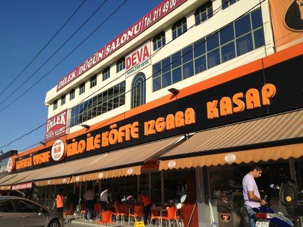 كوفتجي يوسف من اشهر مطاعم مدينة بورصة تركيا