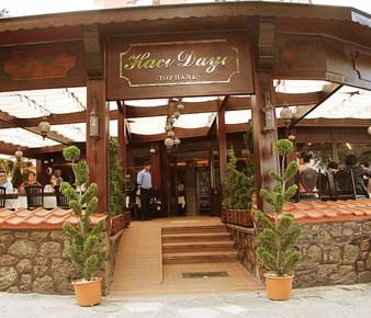 مطعم حجي داية من افخم مطاعم بورصة تركيا واكثرها شهرةً
