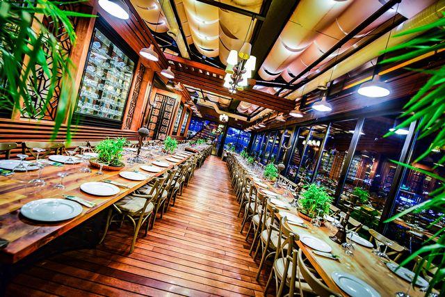 مطعم رجب اوستا من افضل المطاعم في بورصة تركيا