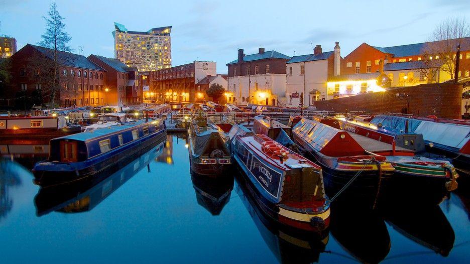 مدن السياحة في انجلترا