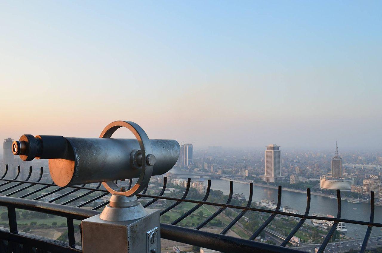 برج القاهرة مصر, السياحة في مصر