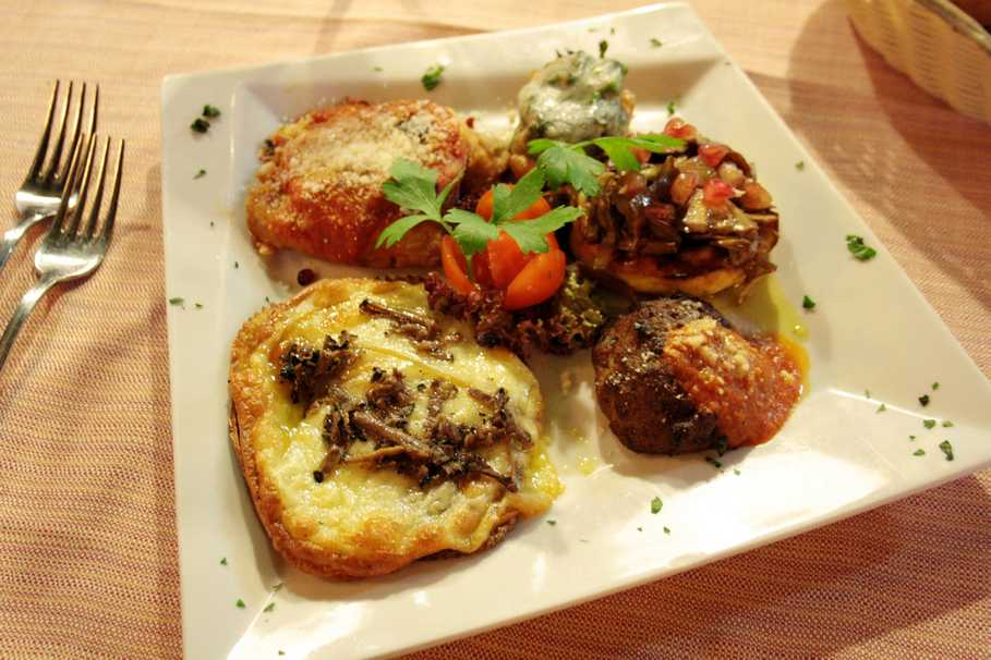 مطعم ديتيرامبو من افضل مطاعم روما