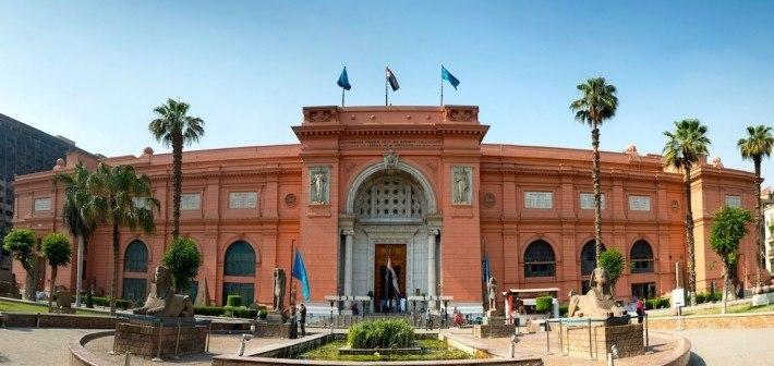 المتحف المصري بالقاهرة - من افضل متاحف القاهرة