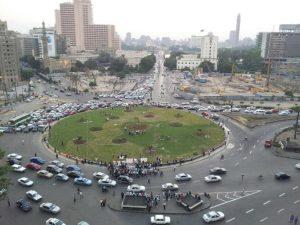 ميدان التحرير من افضل الاماكن السياحية في القاهرة
