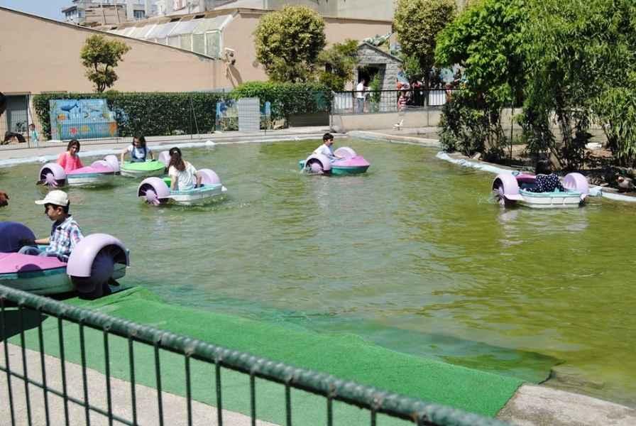 حديقة حيوان اسطنبول