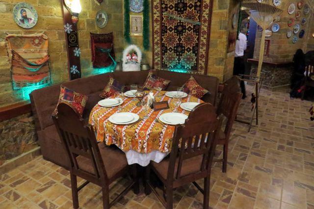 المطاعم في باكو