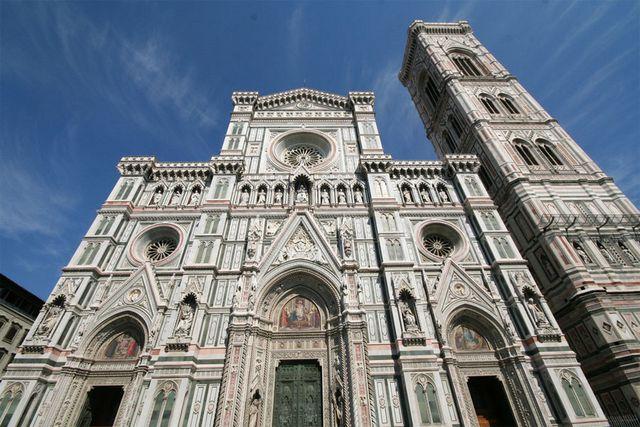 كاتدرائية فلورنسا من افضل معالم فلورنس ايطاليا