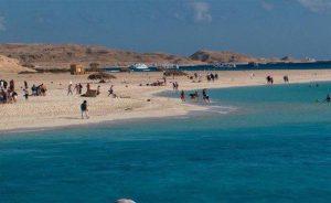 جزيرة الجفتون من افضل اماكن السياحة في مصر الغردقة