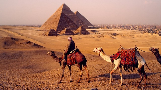 اهرامات مصر من اهم اماكن السياحة في القاهرة