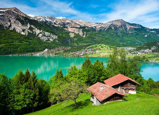 مناطق سياحية في سويسرا