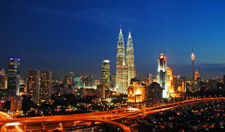 افضل الاماكن السياحية في ماليزيا