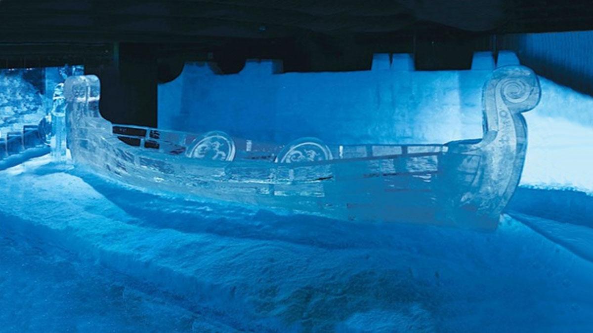 متحف الثلج باسطنبول