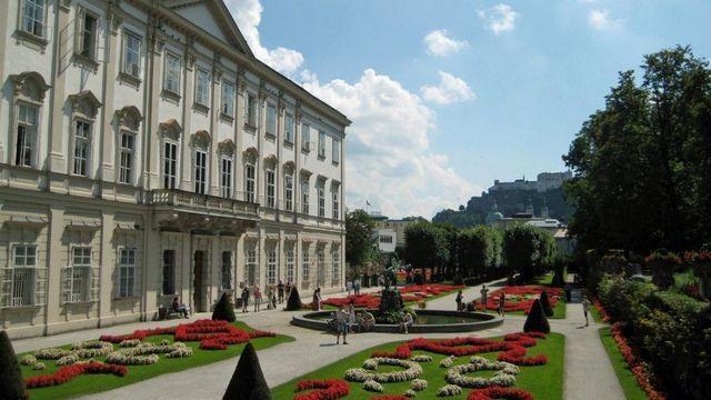 قصر ميرابيل سالزبورغ