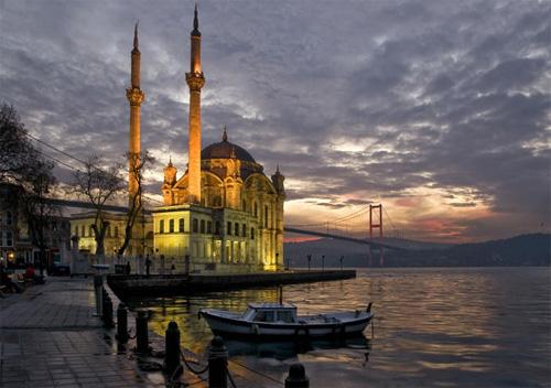 مناطق سياحية في اسطنبول