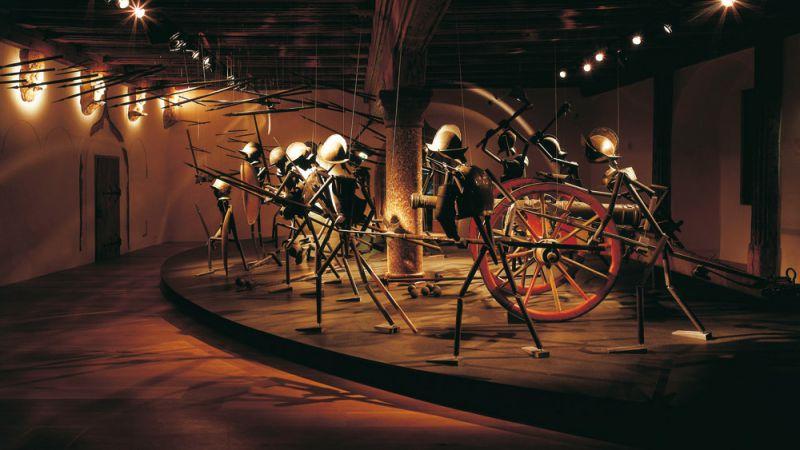 متحف سالزبورغ من اهم الاماكن السياحية في سالزبورغ