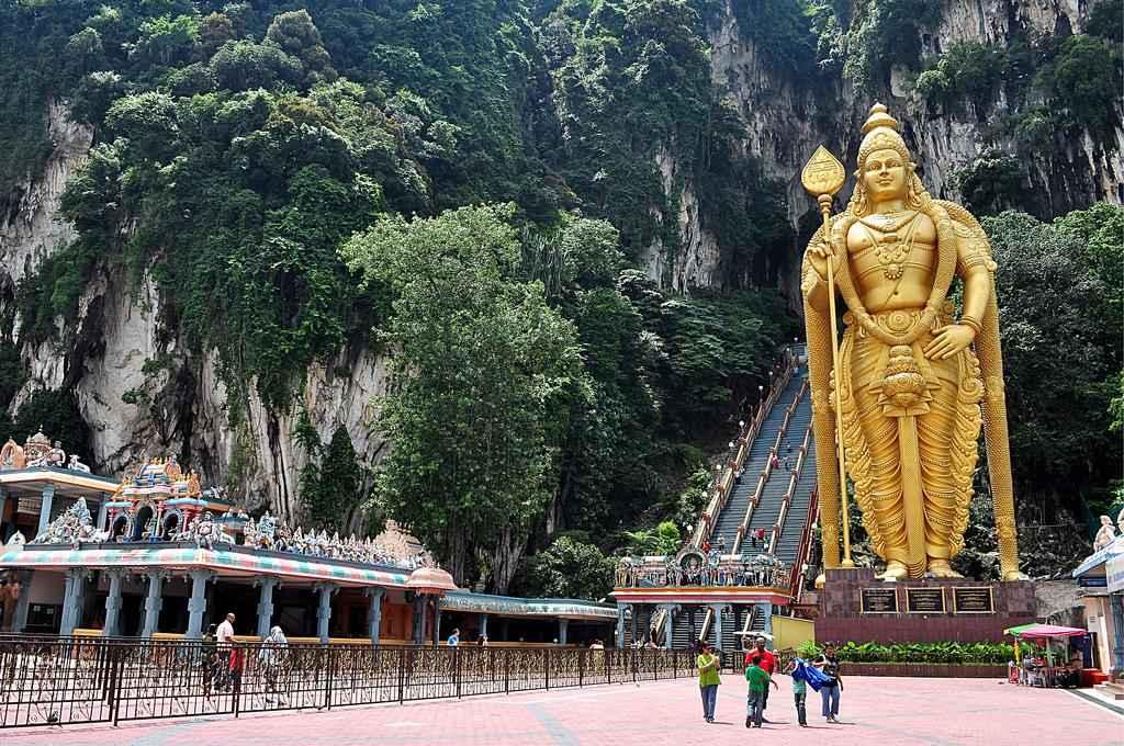 اماكن سياحية في ماليزيا
