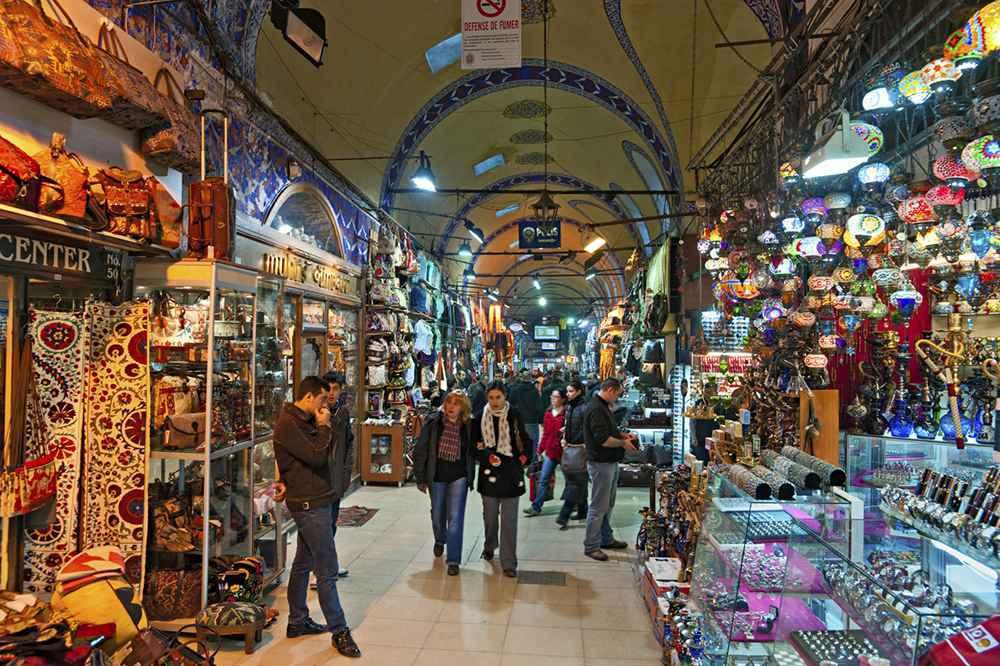المناطق السياحية في اسطنبول وكيفية الوصول إليها