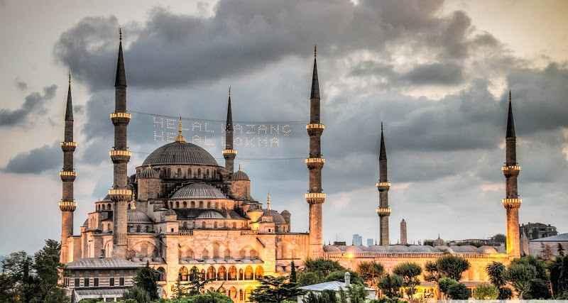 اماكن سياحية في تركيا