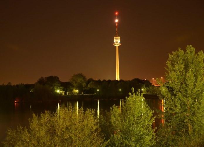 برج الدانوب،فيينا