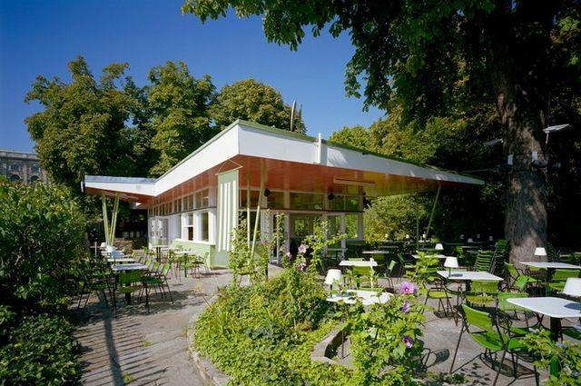 حديقة الزهور فيينا من اجمل اماكن السياحة في النمسا
