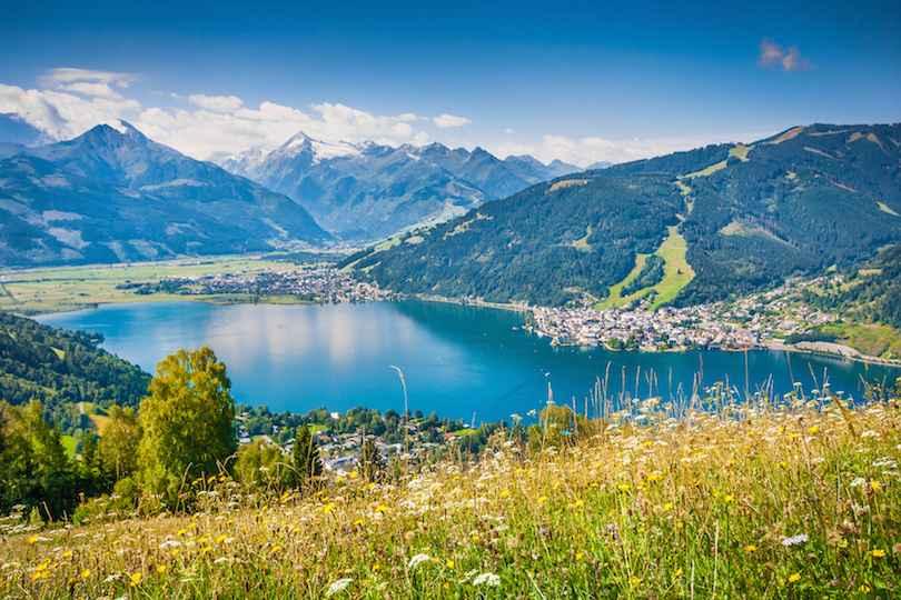 دليل السفر الى النمسا و السياحة في النمسا تجدون فيه معلومات عن مدن النمسا السياحية