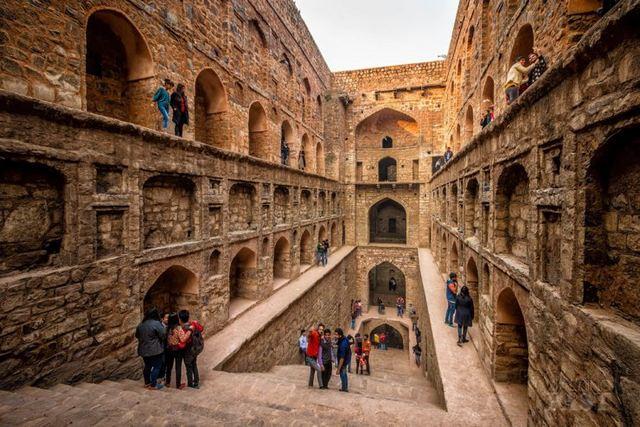 اماكن سياحية في دلهي