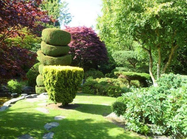 حديقة كالديرستون من اجمل اماكن السياحة في ليفربول انجلترا