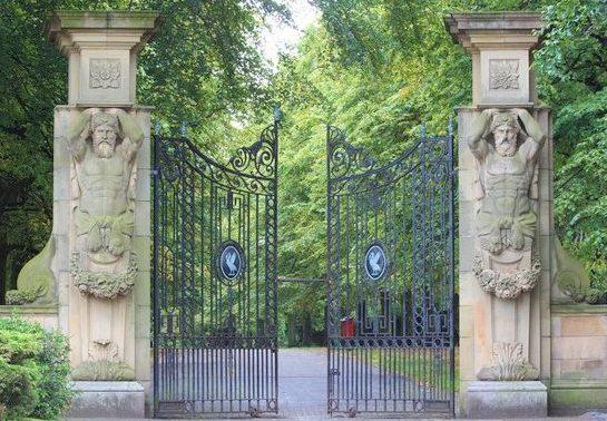 حديقة كالديرستون،ليفربول