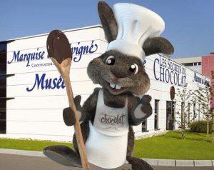 متحف الشوكولاته في ستراسبورغ