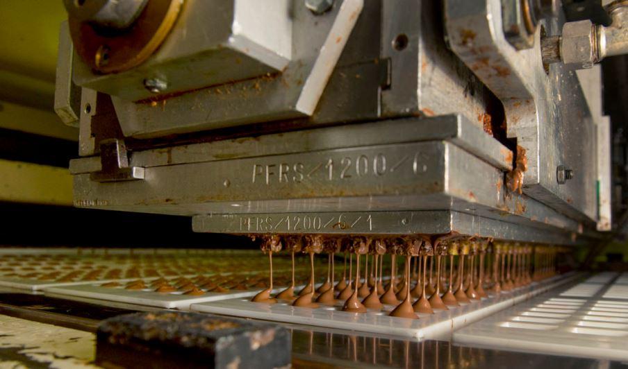 مصنع آل بروسي للشيكولاتة لوغانو