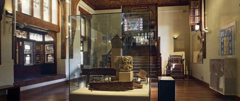 المتحف القبطي يعد واحداً من اهم متاحف مصر القاهرة