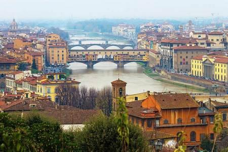 افضل الاماكن السياحية في ايطاليا فلورنسا