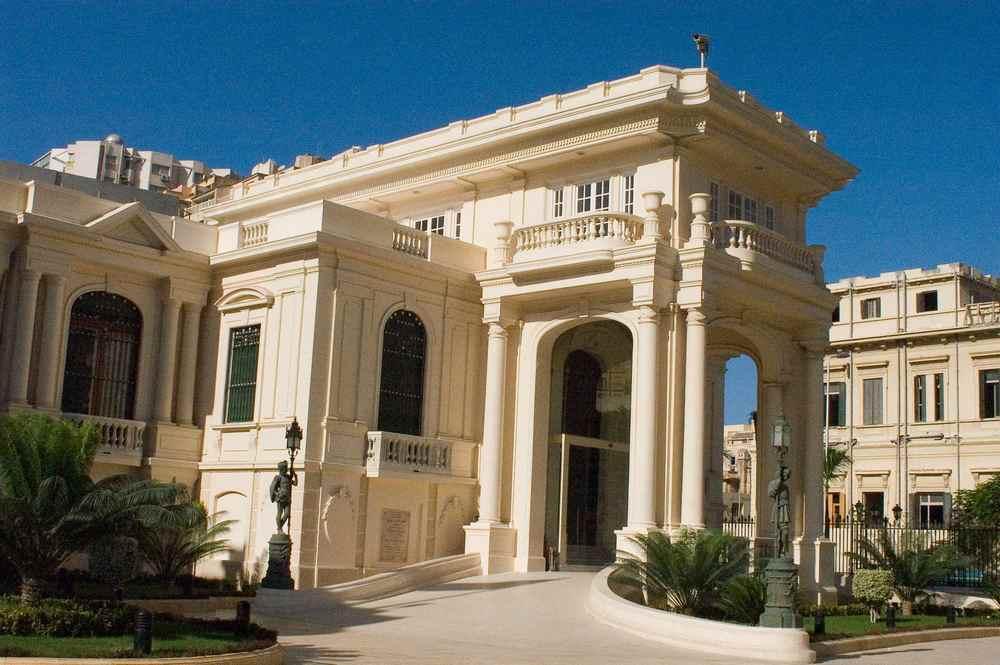 المتحف اليوناني الروماني هو من اهم متاحف مدينة الاسكندرية مصر