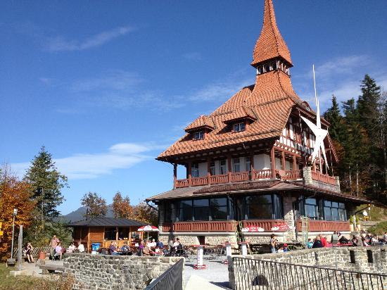 قمة هاردر كولم انترلاكن سويسرا