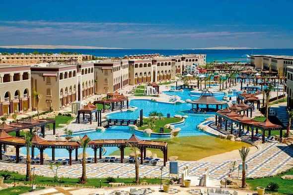 السياحة في مصر الغردقة