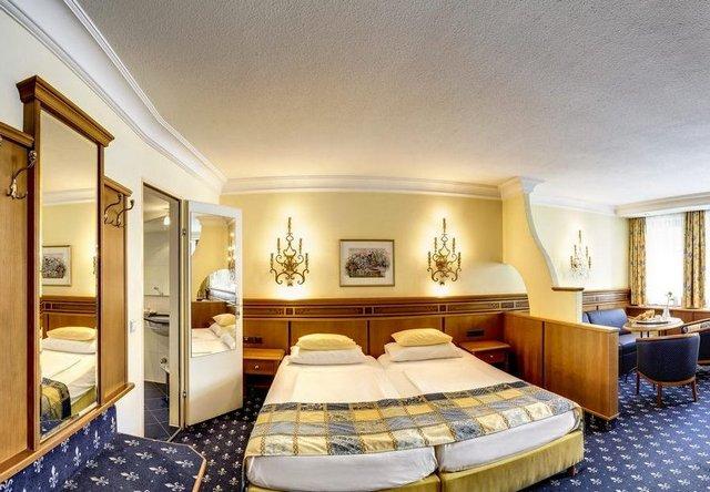 فندق موندشين من افضل افضل الفنادق في انسبروك
