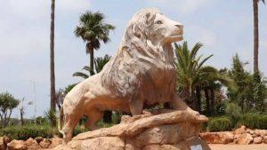 حديقة حيوانات الرباط من اجمل اماكن السياحة في الرباط