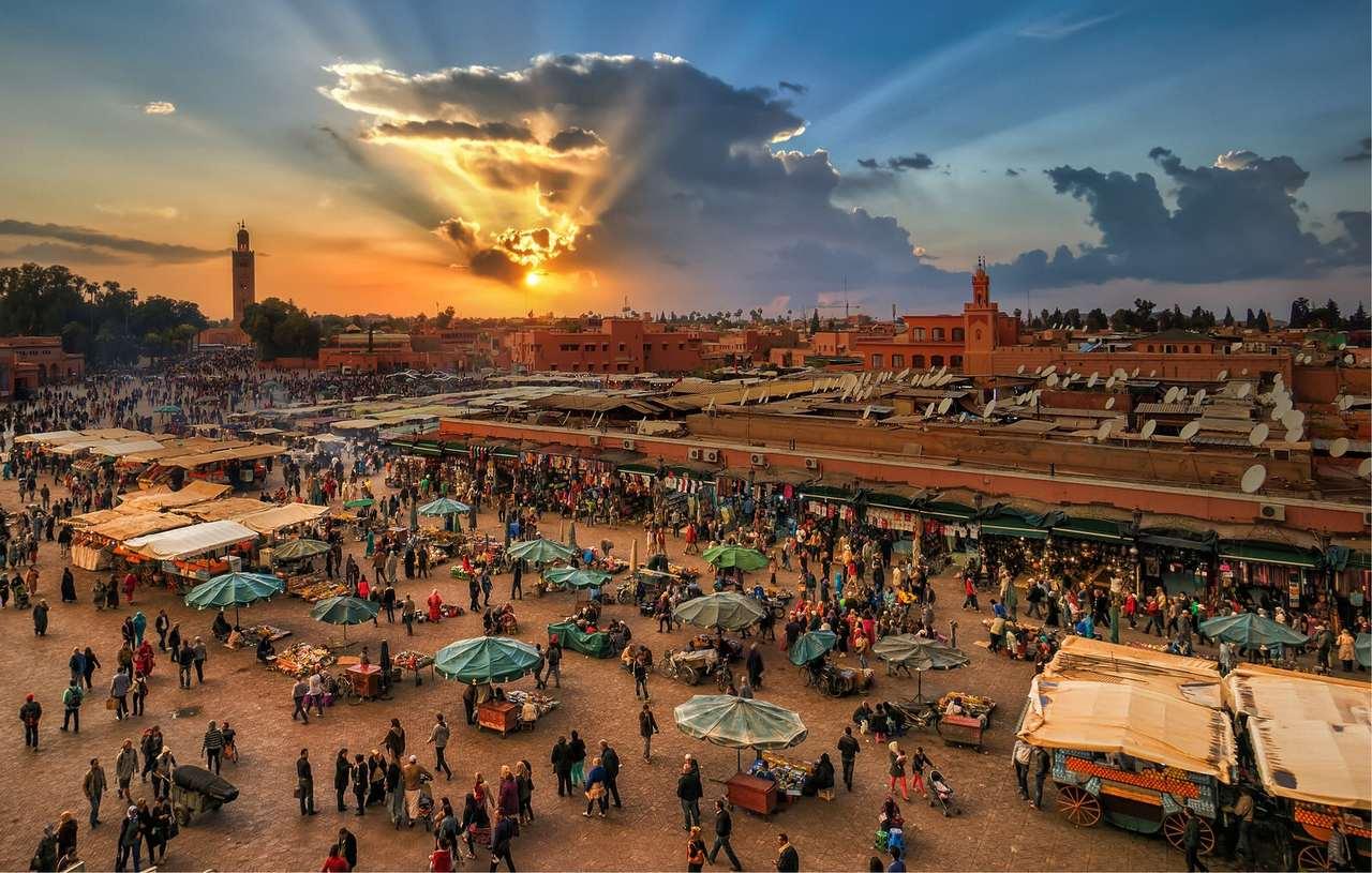 افضل 4 انشطة في ساحة جامع الفنا مراكش المغرب