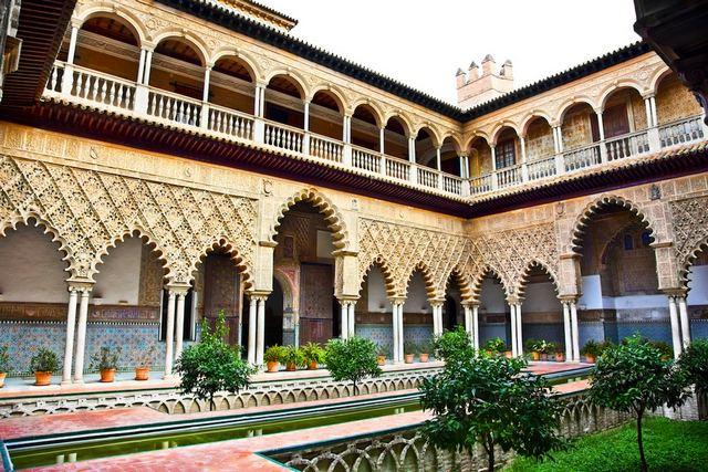 معالم السياحة في اسبانيا اشبيلية