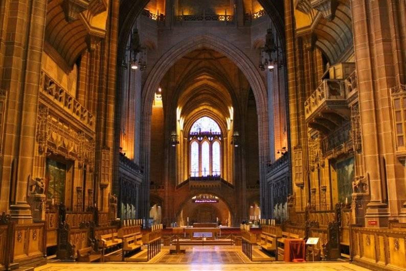 الكاتدرائية في ليفربول