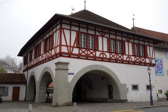 متحف لوزيرن التاريخي في سويسرا احد اماكن سياحية في لوزيرن