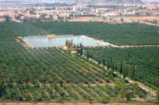 حدائق المنارة من اهم اماكن السياحة في مراكش
