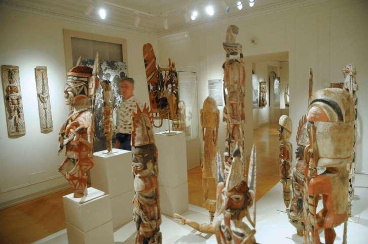 متحف الثقافة في مدينة لوغانو سويسرا