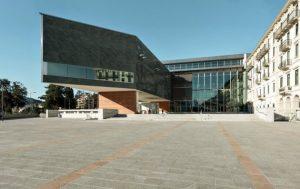 متحف الثقافة من اشهر معالم السياحة في لوقانو سويسرا