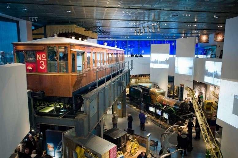متحف ليفربول في انجلترا