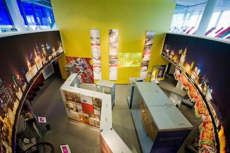متحف ليفربول بانجلترا