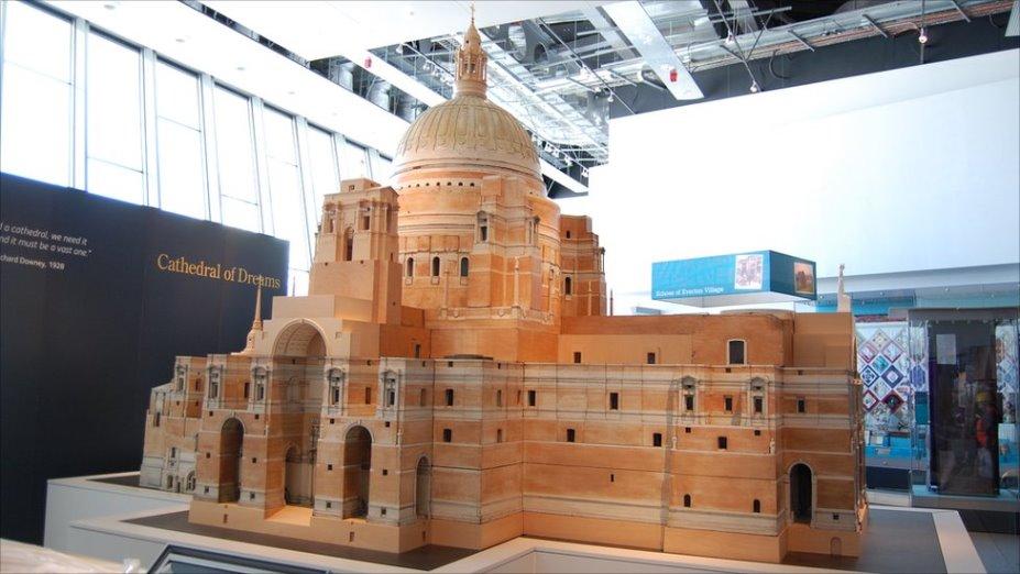 متحف ليفربول في مدينة ليفربول بريطانيا