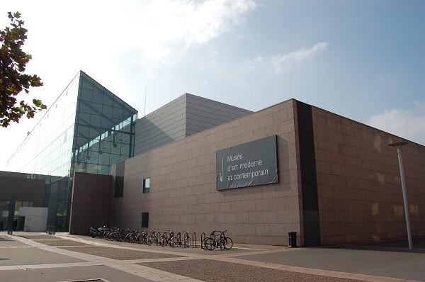 متحف الفن الحديث في ستراسبورغ