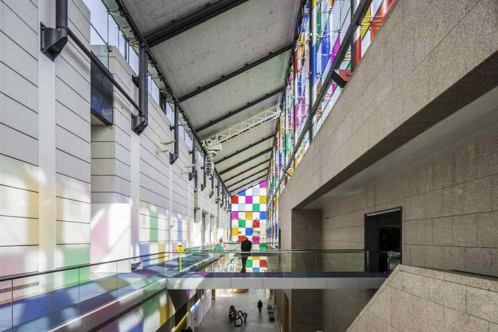 متحف الفن الحديث في ستراسبورغ فرنسا